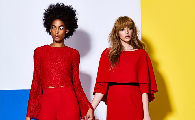 Alice Olivia Cruise 2017 Collection