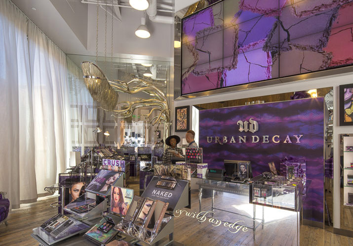 Urban Decay Opens