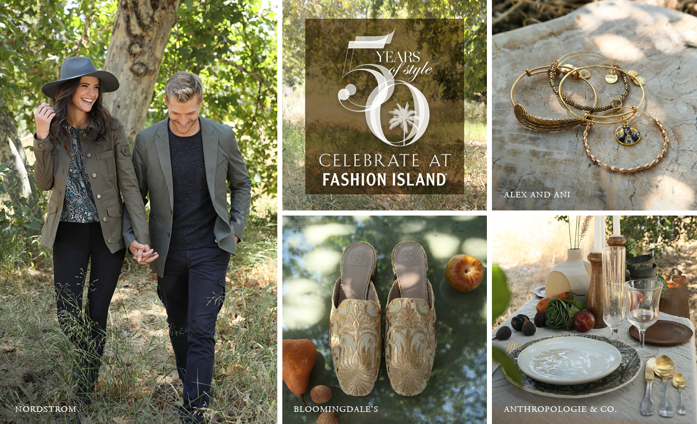 Fashion Island Newport Beach Celebrates 50 Fabulous Years With You