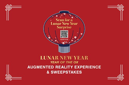 Augmented Reality Experience & Sweepstakes