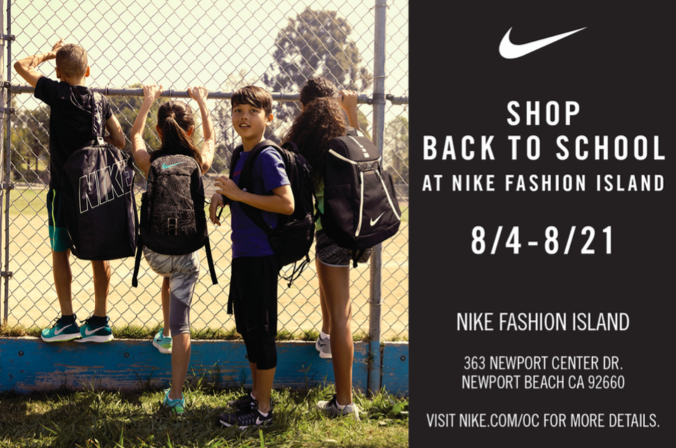 b3972a0be9bd6 ... store 72218 7dd0b Fashion Island, Newport Beach buy 54fea e089f Shops  at; Nike has created a new retail space fitness training center ...