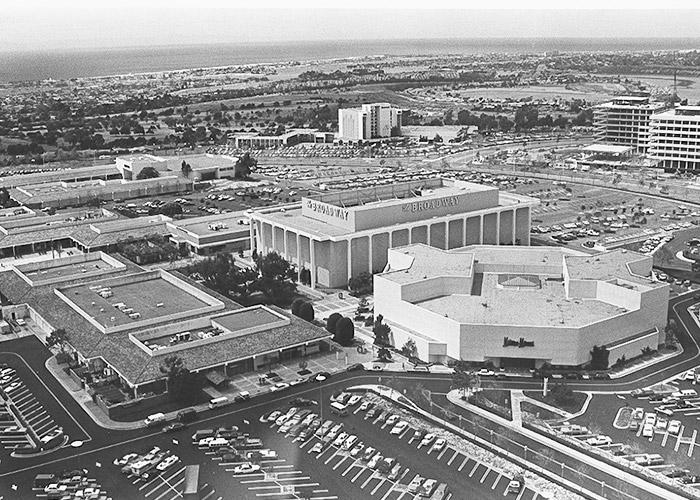 d4040c2601a0 ... Newport Beach Aerial view of Neiman Marcus at Fashion Island