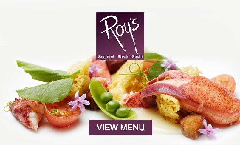 Roys Sushi Newport Beach